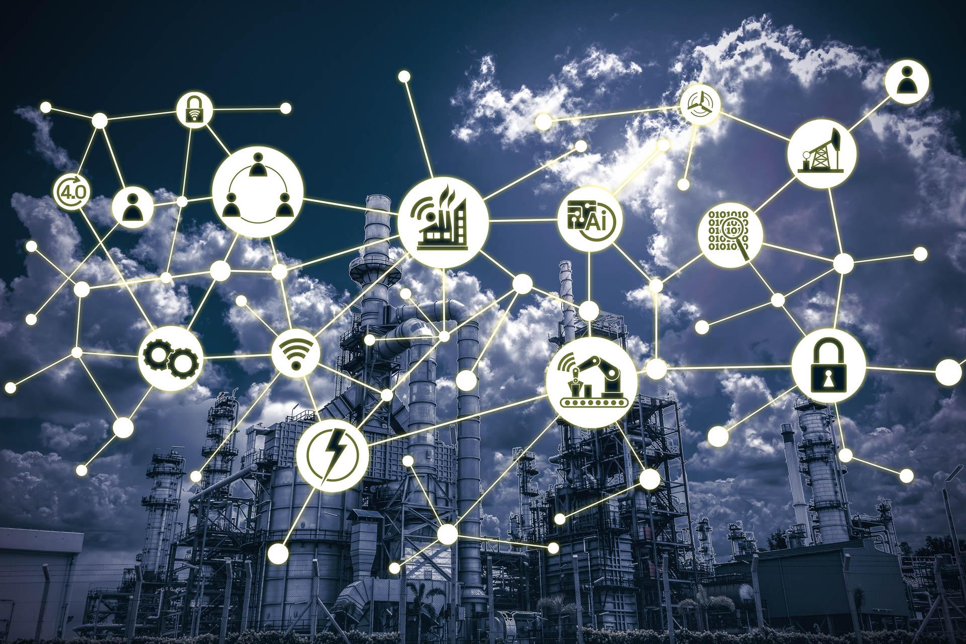 Produktion und Logistik - Komplexität