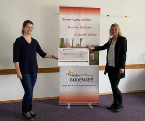 Concept supports the Kinderstiftung Bodensee