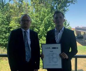 ASQF Promotion Prize awarded at the Julius-Maximilian-University of Würzburg