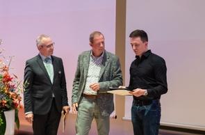 Two sponsorship awards at the TH Nürnberg